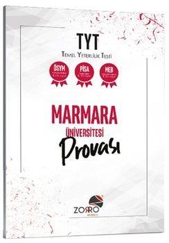 DenemeBank TYT Marmara Üniversitesi Provası Zorro