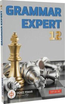 Deniz Pınar Yayıncılık YDT Grammar Expert 12.01