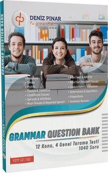 Deniz Pınar Yayıncılık YDT Grammar Question Bank 12.02
