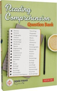 Deniz Pınar Yayıncılık YDT Reading Comprehension Question Bank 12.03