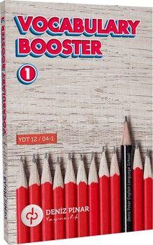 Deniz Pınar Yayıncılık YDT Vocabulary Booster 1 12.04