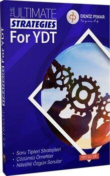 Deniz Pınar Yayıncılık YDT The Ultimate Strategies For YDT 12.08