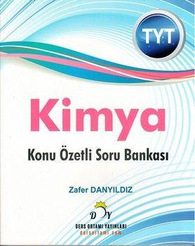 Ders Ortamı Yayınları TYT Kimya Konu Özetli Soru Bankası