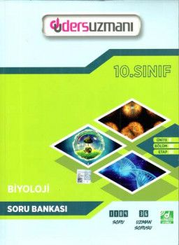 Ders Uzmanı 10. Sınıf Biyoloji Soru Bankası