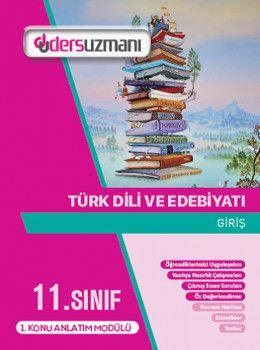 Ders Uzmanı 11. Sınıf Türk Dili ve Edebiyatı Konu Anlatım Modülleri