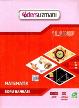 Ders Uzmanı 11. Sınıf Matematik Soru Bankası