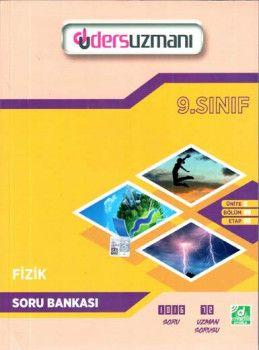 Ders Uzmanı 9. Sınıf Fizik Soru Bankası