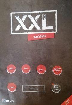 Dersia Yayınları AYT XXL Edebiyat