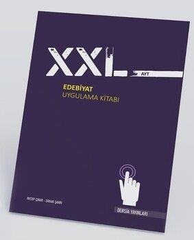 Dersia Yayınları AYT Edebiyat  XXL Uygulama Kitabı