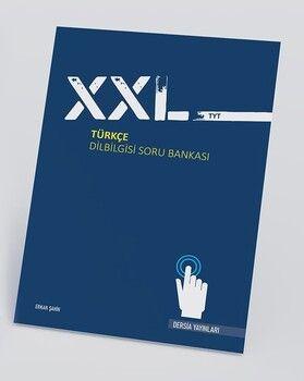 Dersia Yayınları TYT Türkçe XXL Dil Bilgisi Soru Bankası