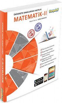 Derspektif Yayınları Üniversite Sınavlarına Hazırlık Matematik 2 Hibrit Serisi Soru Bankası