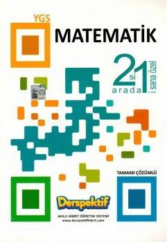 Derspektif Yayınları YGS Matematik Tamamı Çözümlü Soru Bankası