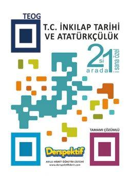 Derspektif Yayınları 8. Sınıf TEOG T.C İnkılap Tarihi ve Atatürkçülük 2 si 1 Arada