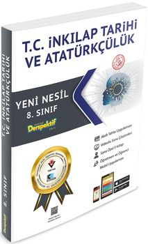 Derspektif Yayınları 8. Sınıf T.C. İnkılap Tarihi ve Atatürkçülük Soru Bankası