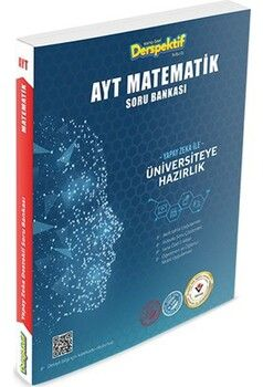 Derspektif Yayınları AYT Matematik Akıllı Öğrenme Ekosistemi