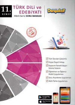 Derspektif Yayınları11. Sınıf Türk Dili ve Edebiyatı Hibbit Serisi Soru Bankası