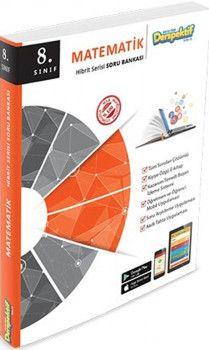 Derspektif Yayınları 8. Sınıf Matematik Hibrit Serisi Soru Bankası