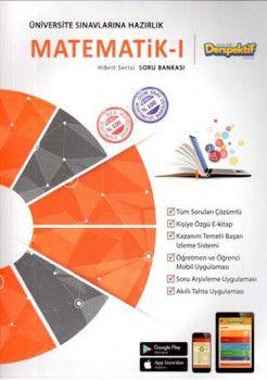 Derspektif YayınlarıÜniversite Sınavlarına Hazırlık Matematik 1 Hibbit Serisi Soru Bankası
