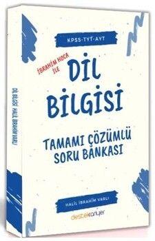 Destek Kariyer KPSS TYT AYT Dil Bilgisi Soru Bankası Çözümlü