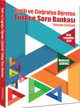 Destek Kariyer Yayınları Tarih ve Coğrafya Öğreten Türkçe Soru Bankası Tüm Sınavlar için