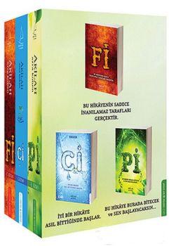 Destek Yayınları Fİ Çİ Pİ 3 lü Seti