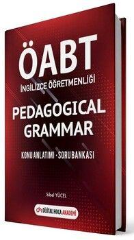 Dijital Hoca 2021 ÖABT İngilizce Pedagocical Grammer Konu Anlatımı Soru Bankası