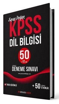 Dijital Hoca 2021 KPSS Dil Bilgisi 50 Deneme