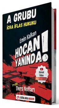 Dijital Hoca Yayınları2021 KPSS A İcra İflas Hukuku Hocan Yanında Pratik Ders Notları