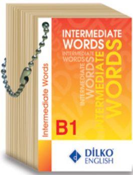 Dilko Yayıncılık Intermediate Words B1
