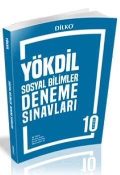 Dilko Yayıncılık YÖKDİL Sosyal Bilimler 10 Deneme