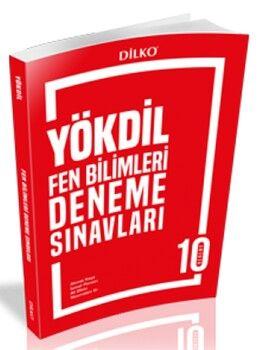 Dilko Yayıncılık YÖKDİL Fen Bilimleri 10 Deneme