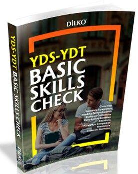 Dilko Yayıncılık YDS YDT Basic Skills Check