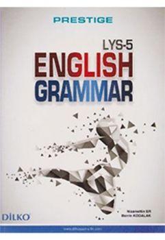 Dilko Yayınları Prestige LYS 5 English Grammar