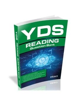 Dilko Yayınları YDS Reading Question Bank