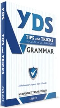 Dilko Yayınları YDS Tips and Tricks Grammar