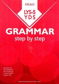 Dilko Yayınları YDS LYS 5 Grammar Step By Step