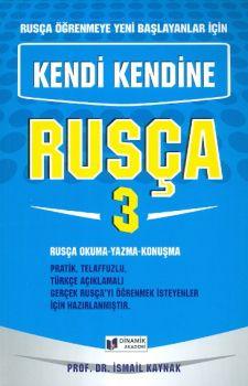 Dinamik Akademi Kendi Kendine Rusça 3