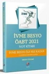 Dizgi Kitap 2021 ÖABT Beden Eğitimi Öğretmenliği İvme Not Kitabı