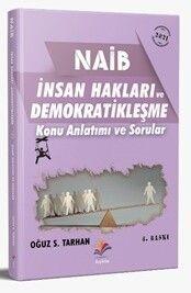 Dizgi Kitap 2021 NAİB İnsan Hakları ve Demokratikleşme Konu Anlatımı ve Sorular