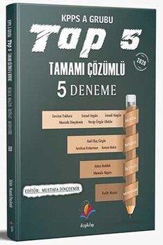 Dizgi Kitap KPSS A Grubu Top 5 Tamamı Çözümlü 5 Deneme