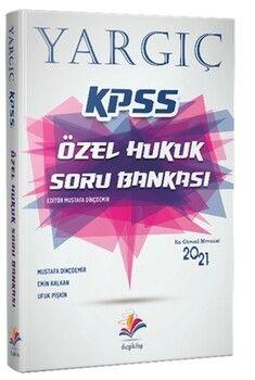 Dizgi Kitap Yargıç KPSS Özel Hukuk Çözümlü Soru Bankası