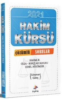 Dizgi Kitap Yayınları Hakim Kürsü Ceza Genel Borçlar Genel Hükümler Hukuku Çözümlü Sorular