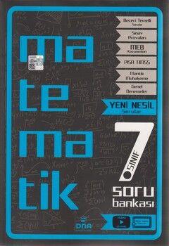 DNA Yayınları 7. Sınıf Matematik Soru Bankası