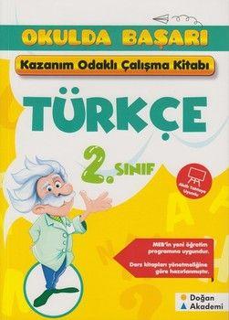 Doğan Akademi 2. Sınıf Türkçe Kazanım Odaklı Çalışma Kitabı