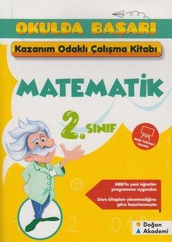 Doğan Akademi 2. Sınıf Matematik Kazanım Odaklı Çalışma Kitabı