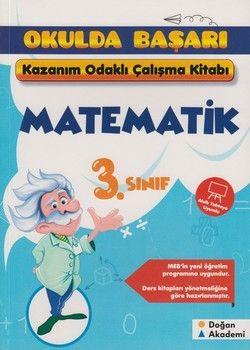 Doğan Akademi 3. Sınıf Matematik Kazanım Odaklı Çalışma Kitabı