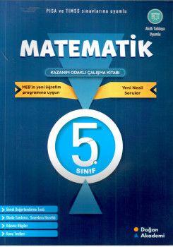 Doğan Akademi 5. Sınıf Matematik Kazanım Odaklı Çalışma Kitabı