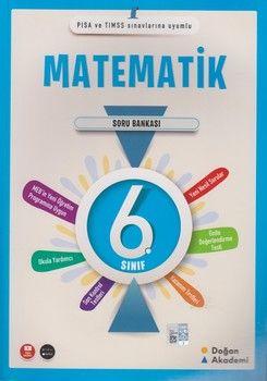 Doğan Akademi 6. Sınıf Matematik Soru Bankası