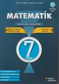 Doğan Akademi 7. Sınıf Matematik Kazanım Odaklı Çalışma Kitabı