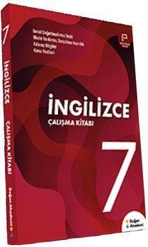 Doğan Akademi 7. Sınıf İngilizce Kazanım Odaklı Çalışma Kitabı